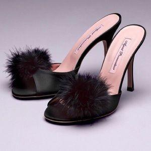 229a2066080 Women Marabou Heels on Poshmark